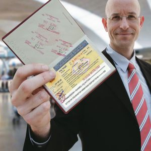 Thủ tục cấp visa Việt Nam
